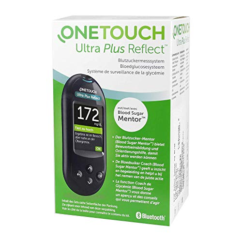 ONE TOUCH Ultra Plus Reflect Blutzuckermesssystem in mg/dl,