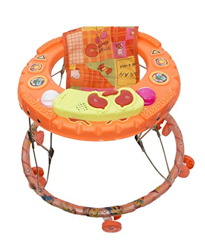 Aaryan Enterprise Supreme Musical Walker For Baby  available at amazon for Rs.599
