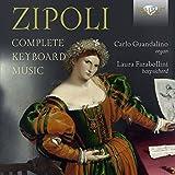 Domenico Zipoli : Intégrale de l'uvre pour clavier. Guandalino, Farabollini.