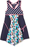 Desigual Vest_Nairobi, Robe Fille, Bleu (Navy 5000), 6 Ans (Taille Fabricant: 5/6)