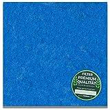 10 Filter für Limodor Compact 238 x 238 mm Limot Badlüfter mit Kontrollsiegel-Aufkleber 00070