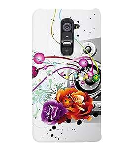 TOUCHNER (TN) Its Rocking Back Case Cover for LG G2::LG G2 D800 D980