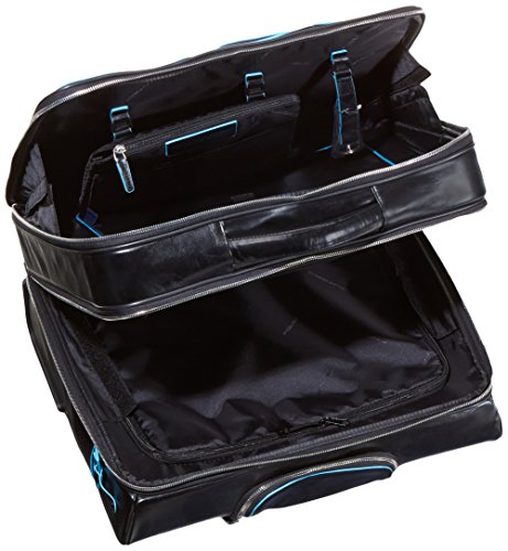 5f877c27bdf37a Piquadro Business Trolley with Removable Notebook iPad Organiser and ...