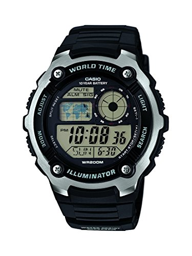 Casio Collection Herren Armbanduhr AE-2100W-1AVEF