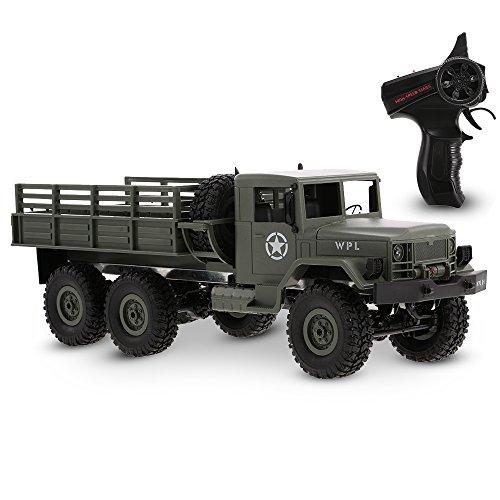 Goolsky WPL B-16 1/16 2.4G 2CH 6WD Camión...
