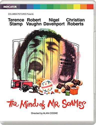 The Mind of Mr Soames - Limited Edition Blu Ray
