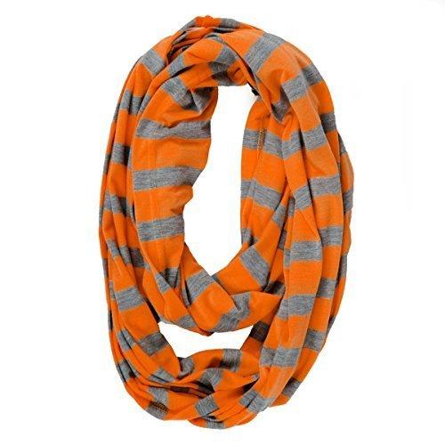 itzy-ritzy-infinity-breast-feeding-scarf-orange-grey-by-itzy-ritzy