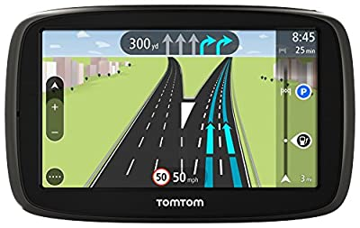 TomTom Start 50 5-Inch Sat Nav with UK and ROI Maps and Lifetime Map Updates