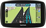TomTom Start 50 5-Inch Sat Nav with Western Europe Maps and Lifetime Map Updates - Black