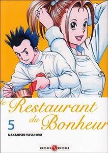 Le Restaurant du Bonheur Edition simple Tome 5