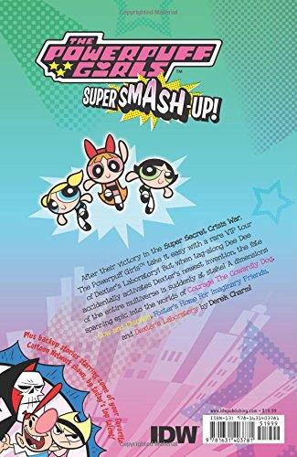 Powerpuff Girls: Super Smash-Up