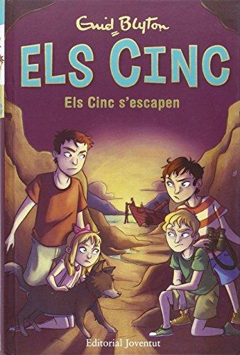 Els Cinc s'escapen por Enid Blyton