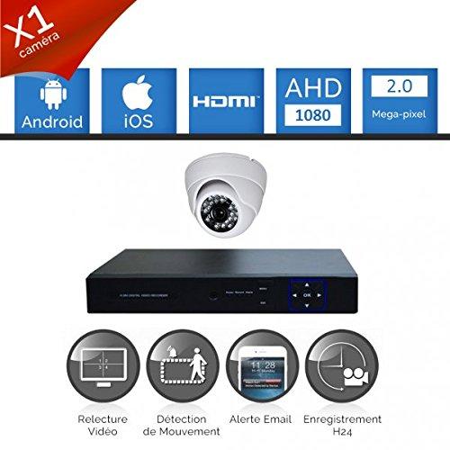 Kit-videovigilancia-1-Cmara-Pro-Full-AHD-1080P-Sony-2-MP--incluye-2000-GB-1-cable-de-20-m-sin-pantalla