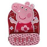 Peppa Pig PEPPA001268 - Mochila Rosa Rosa