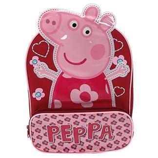 Peppa Pig PEPPA001268 – Mochila Rosa Rosa