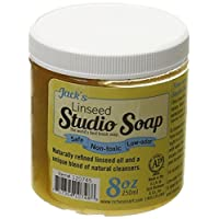 Jack Richeson 250 ml Linseed Studio Soap