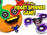 Clip: Fidget Spinner Game (Fidget Spinning Life)