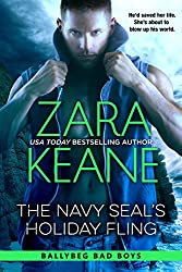The Navy SEAL's Holiday Fling (Ballybeg Bad Boys, Book 3)