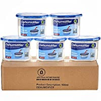 ARIANA HOMEWARE® 10 X DEHUMIDIFIER INTERIOR DAMP MOISTURE MOULD MILDEW REMOVER HOME CARAVAN
