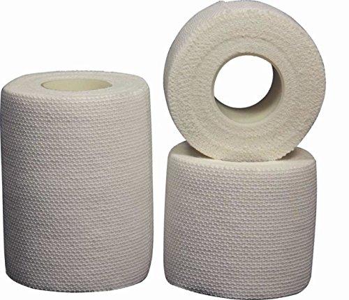 deportes-primeros-auxilios-herida-tratamiento-lite-tearable-vendaje-roll-blanco-5-cm-x-45-m