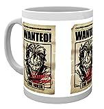 GB Eye LTD, Batman Comic, Joker Wanted, Tasse