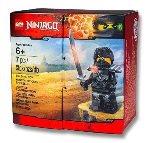 LEGO 5004393 Ninjago Figur Schwarzer Ninja