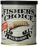 Fisher's Choice: Wax Worms, 70 g / 2.5 oz