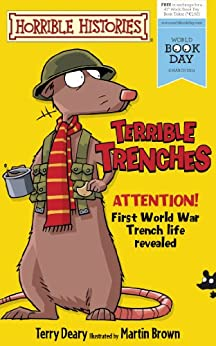 Horrible Histories: Terrible Trenches (World Book Day Edition 2014) by [Deary, Terry]