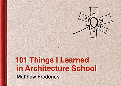 101 Things I Learned in Architecture School par Matthew Frederick