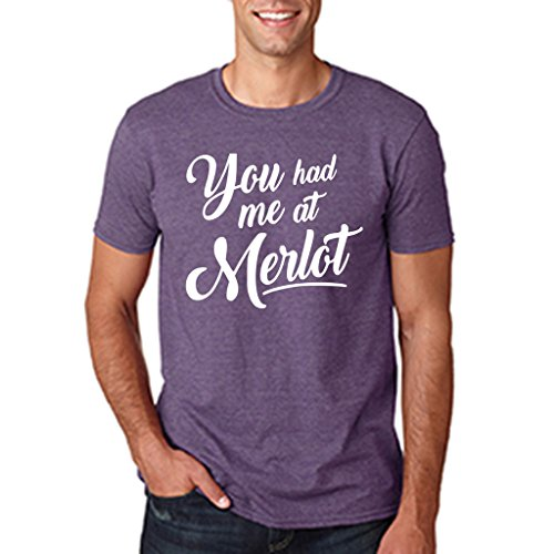 Daataadirect Herren T-Shirt Erikaviolett