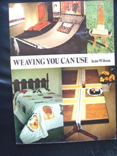 Weaving You Can Use PDF Books