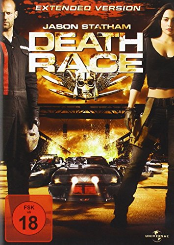 Preisvergleich Produktbild Death Race - Extended Version