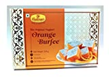 #1: Haldiram's Nagpur Orange Burfee - 500 Grams (Pack Of 1)