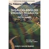 Tagalog-English/English-Tagalog Standard Dictionary (Hippocrene Standard Dictionaries)