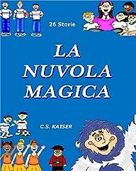 Idea Regalo - La Nuvola Magica (Italiano): 26 storie per i bambini