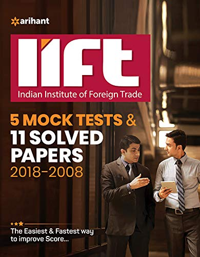 IIFT solved paper and mock test 2019