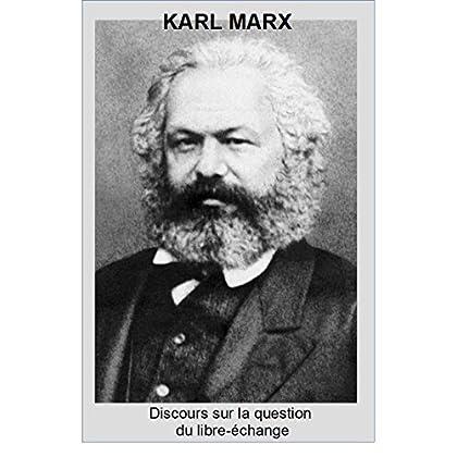 Discours sur la question du libre-échange