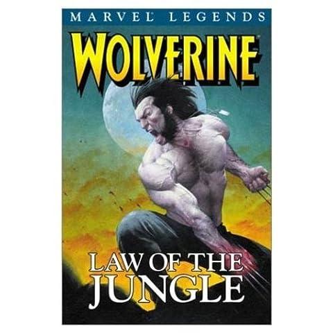 Wolverine: Law of the Jungle (Astonishing X-Men) by Frank Tieri (2003-03-31)