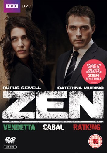 Zen [NON USA FORMAT - REGION 2 COMPATIBLE PLAYER REQUIRED FOR THIS TITLE] Zen-video-format