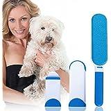 Brosses pour animal domestique, assistant de fourrure pour animal domestique fourrure Lint Remover Magic Brosse Tissu Poils d'animaux