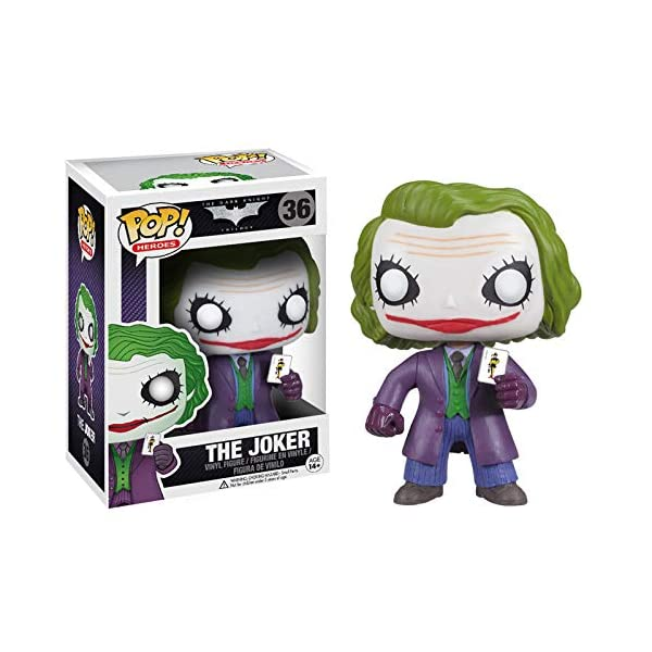 Funko Pop Joker (Batman 36) Batman