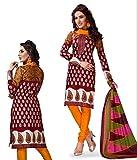 Kesar Sarees Fancy Printed Multi-Coloure...