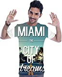 Miami the city of derams T-shirt