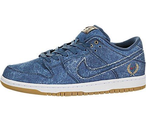 Nike SB Dunk Low TRD QS Utility Blue Größe: 10 -