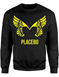 Unisex-Sweatshirt Placebo Yellow - Set-In Sweatshirt LaMAGLIERIA