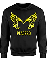 Unisex-Sweatshirt Placebo Yellow - Set-In Sweatshirt LaMAGLIERIA