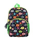 #7: Shopaholic Attractive Cute Elephant bagpack for kids-Small