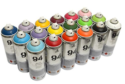 mtn-94-spray-paint-18-x-400-ml-aerosol-spray-farbe-dosen-matt-finish-synthetik