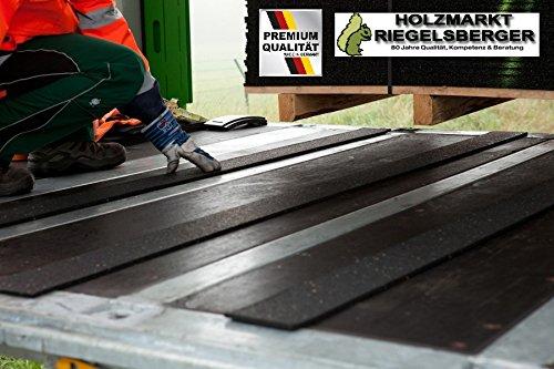 Preisvergleich Produktbild Gartenwelt Riegelsberger Antirutschmatte 5000 x 250 x 8 mm LKW PKW Ladungssicherung / Made in Germany