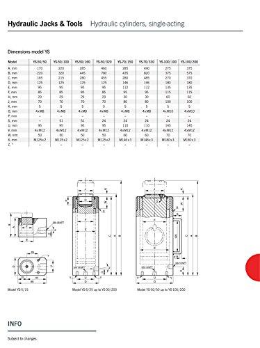Yale AMZ1023430universale cilindro, ictus, YS15/25, 15.0T, 25mm